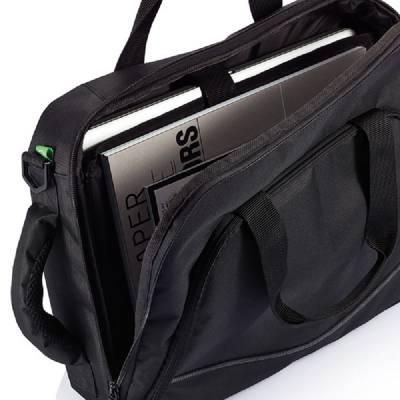 Laptoptasche Augsburg - schwarz