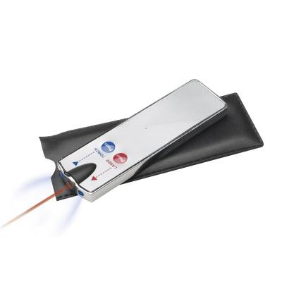 Laserpointer REFLECTS-HEREDIA - silber