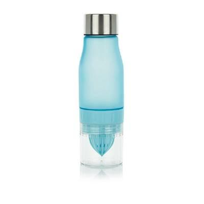 Lemon Wasserflasche - blau