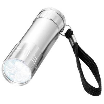 Leonis Taschenlampe-silber