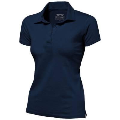 Slazenger Let Damen Poloshirt - navy - M