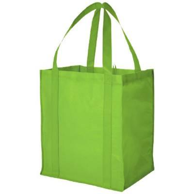 Liberty Non Woven Tragetasche-grün(limettgrün)