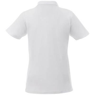 Liberty Poloshirt für Damen-weiß-XS