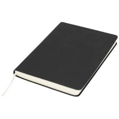 Liberty weiches A5 Notizbuch-schwarz