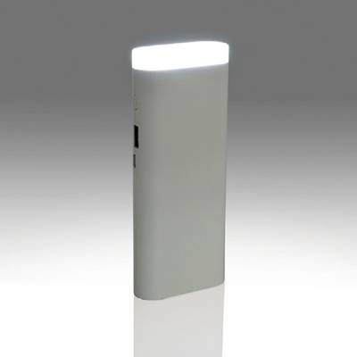 Lighthouse Powerbank - weiß - 10000 mAh