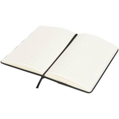 Lincoln A5 Notizbuch-schwarz