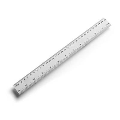 Lineal Schwabach 30 cm 12''
