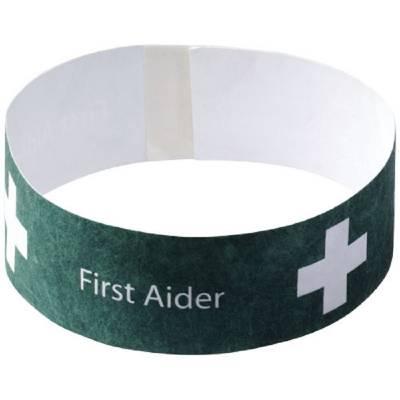 Link Budget-Armband-weiß
