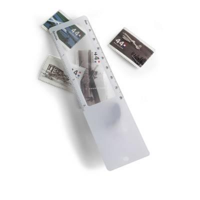 Lupe, Buchzeichen, Lineal-weiß
