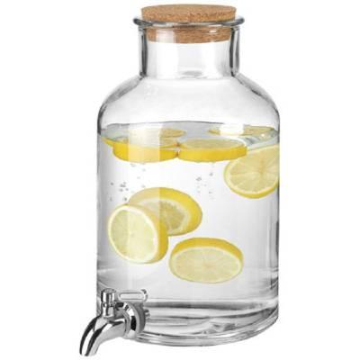 Luton 5-Liter Getränkespender-transparent