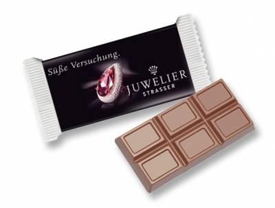 MAXI Schokoladen Tafeln - 3-farbig