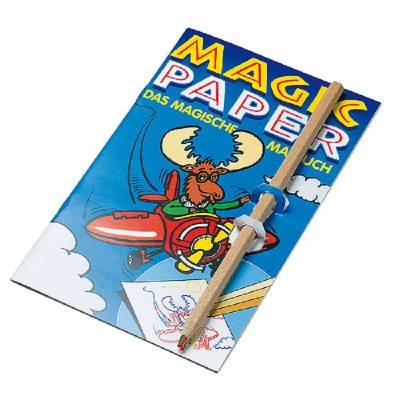 Malbuch Magic Paper