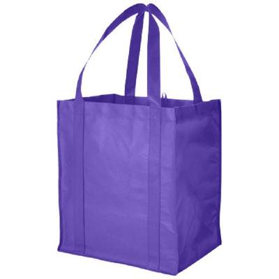 Maxi Einkaufstasche - lila