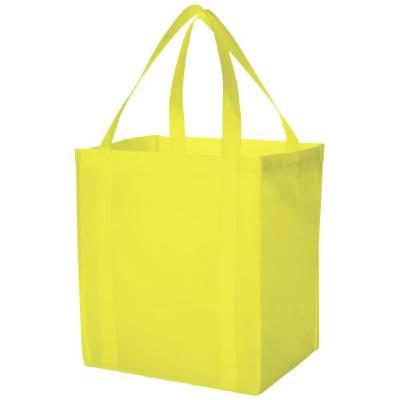 Maxi Einkaufstasche - limette