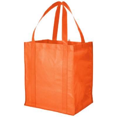 Maxi Einkaufstasche - orange