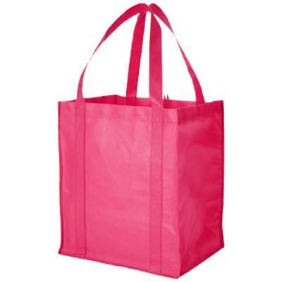 Maxi Einkaufstasche - pink