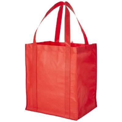 Maxi Einkaufstasche - rot