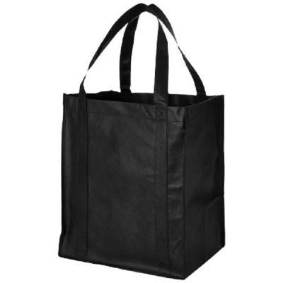 Maxi Einkaufstasche - schwarz