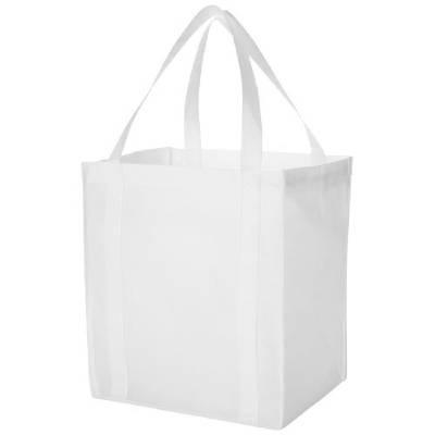 Maxi Einkaufstasche - weiß
