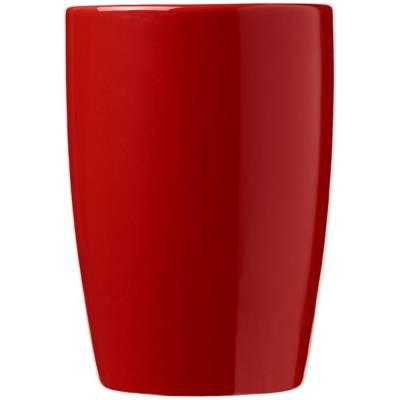 Medellin 350 ml Keramiktasse-rot