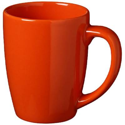 Medellin Keramikbecher-orange