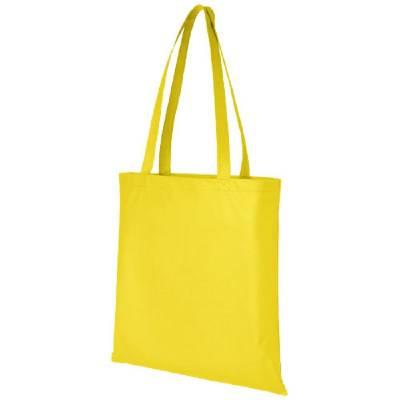 Midi Einkaufstasche - gelb