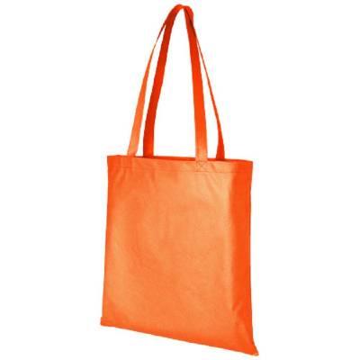 Midi Einkaufstasche - orange