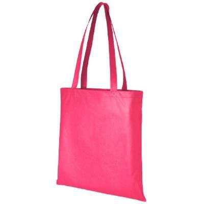 Midi Einkaufstasche - pink
