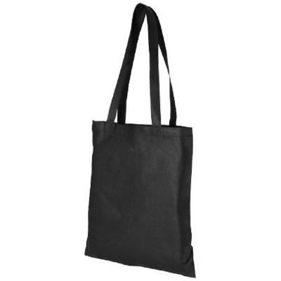 Midi Einkaufstasche - schwarz
