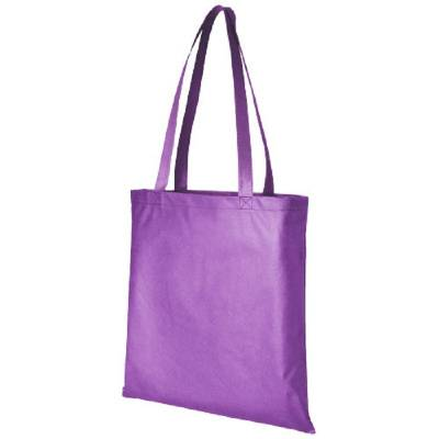 Midi Einkaufstasche - violett