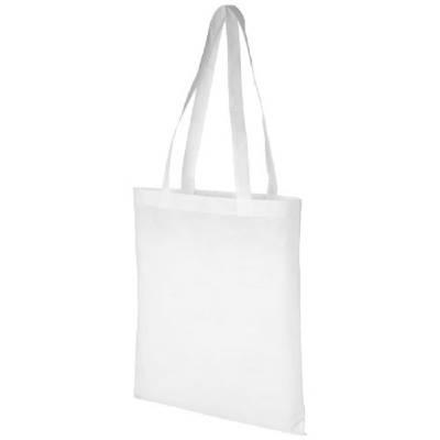 Midi Einkaufstasche - weiß