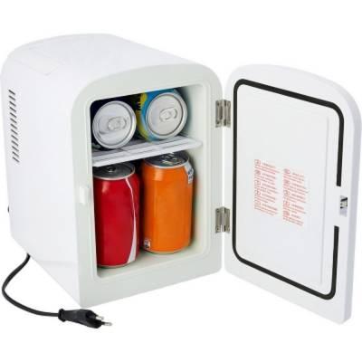 Mini-Kühlschrank Offenbach-weiß-