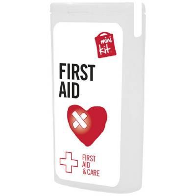 MiniKit Erste-Hilfe-weiß