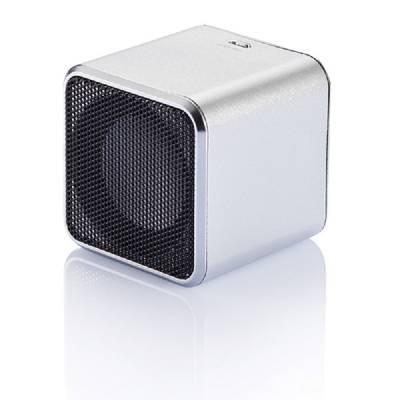 Mobiler Lautsprecher Bonn - silber