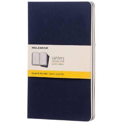 Moleskine Cahier Journal L?kariert-blau