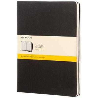 Moleskine Cahier Journal XL?kariert-schwarz