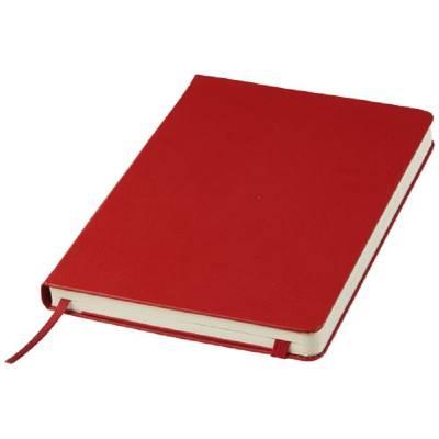 Moleskine Classic Hardcover Notizbuch L-gepunktet-rot