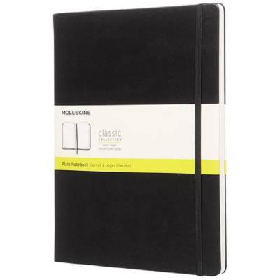 Moleskine Classic Hardcover Notizbuch XL-blanko-schwarz