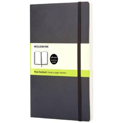 Moleskine Classic Softcover Notizbuch L-blanko-schwarz