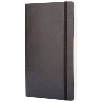 Moleskine Classic Softcover Notizbuch L-kariert-schwarz