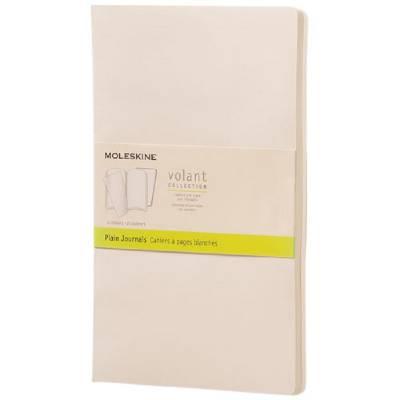 Moleskine Volant Journal L?blanko-weiß