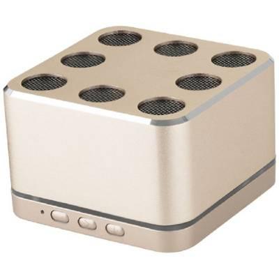 Morley Aluminium Bluetooth® Lautsprecher