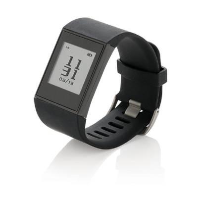 Multi-Sport E-ink-Uhr-schwarz