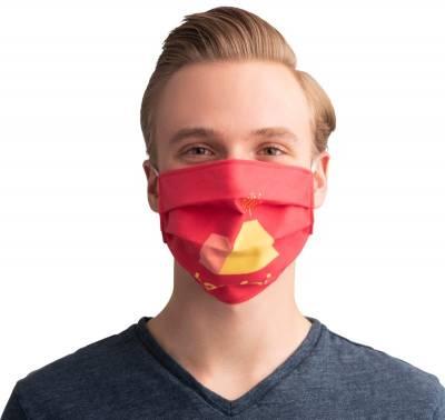 Mundschutz - Schutzmaske - mit Gummizug
