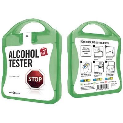 MyKit Alkohol Tester - grün