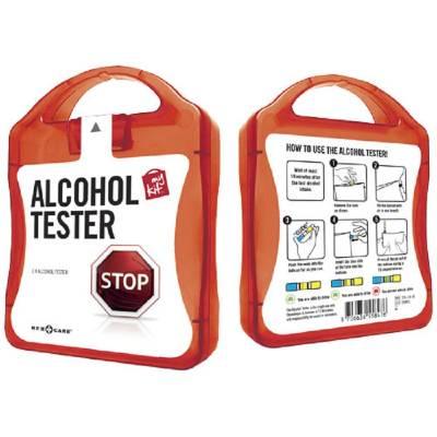 MyKit Alkohol Tester - rot