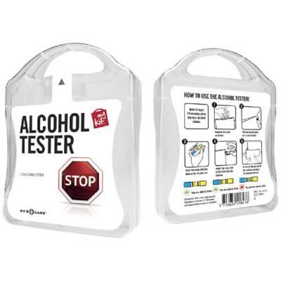MyKit Alkohol Tester-weiß