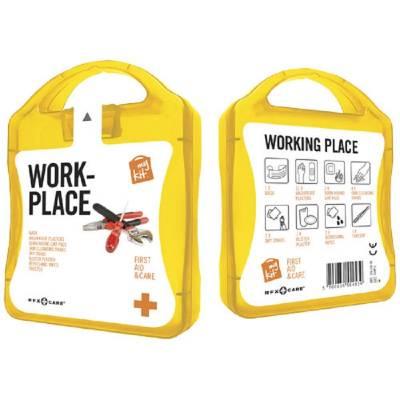 MyKit Arbeitsplatz - gelb