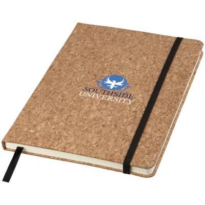 Napa A5 Notizbuch aus Kork-naturfarben
