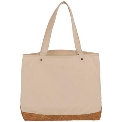 Napa Einkaufstasche aus Baumwolle-natur